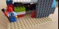 Klanjamo ti se, Kriste  Lego križni put OŠ Medvedgrad
