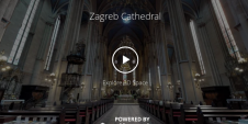 Virtualna 3D šetnja Zagrebačkom katedralom i Muzejem bl. Alojzija Stepinca