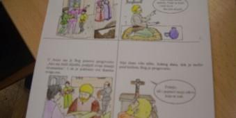 Radionica - Knjižica Sv. Franje