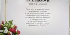 Ante Perković – in memoriam