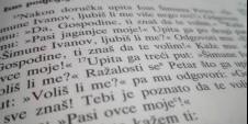 Biblijski tekstovi na hrvatskom jeziku