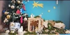 Božićni ugođaj u OŠ Granešina