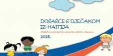 Došašće s dječakom iz Haitija