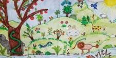 Edenski vrt - OŠ Marija Bistrica