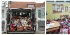 Humanitarna akcija OŠ Klinča Sela