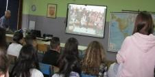 Videokonferencija sa Škabrnjom