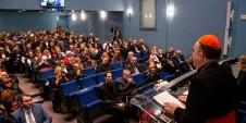 Predbožićni susret kardinala Bozanića s ravnateljicama i ravnateljima odgojno-obrazovnih institucija