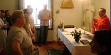 Misa za preminule kolege vjeroučitelje