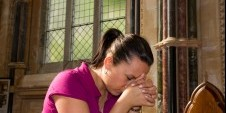 Molitva na početku