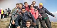 Planinarska grupa iz Jastrebarskog