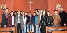 Posjet grkokatoličkoj župi