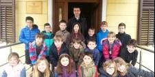 Posjet župnom uredu u Velikoj Gorici
