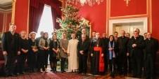 Predbožićni susret kardinala Bozanića s predstavnicima odgojno-obrazovnih, kulturnih i medijskih ustanova