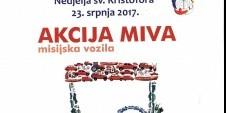 Akcija MIVA u Hrvatskoj