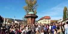 Terenska nastava u Sarajevu