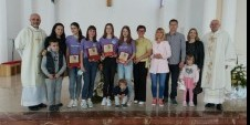 U Zaprešiću nagrađene pobjednice Vjeronaučne olimpijade