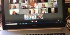 Virtualni sastanak voditelja vijeća
