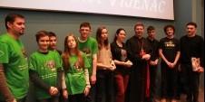 Održano natjecanje iz vjeronauka na nadbiskupijskoj razini  – Zagrebačka nadbiskupija