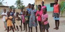 Za dječji dom u Beninu