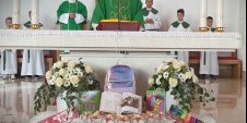 Zaziv Duha Svetog i molitva za pokojne učitelje