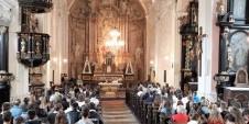 Zaziv Duha Svetoga za novu školsku godinu
